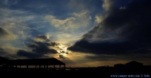 Ein bisschen Sonne - San Pedro del Pinatar – Spain