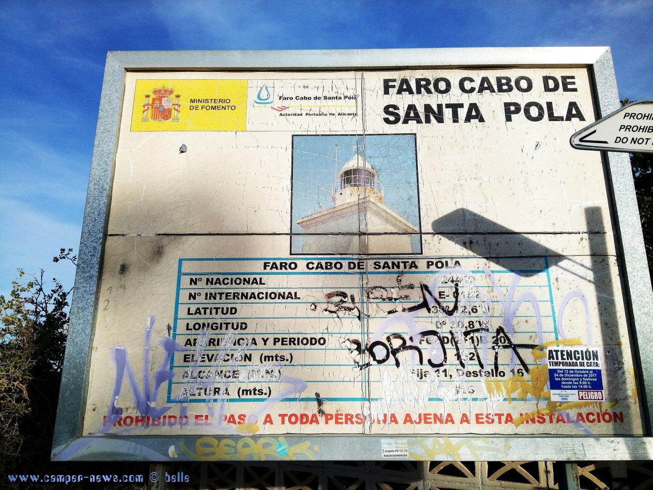 Das paket aus italien ist noch nicht da camper news - Cabo santa pola ...