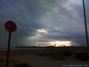 Ein Lichtblick? Playa de Torre Derribada - San Pedro del Pinatar – Spain