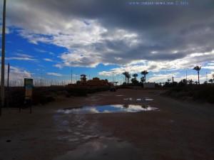 Die Sonne kommt endlich heraus - Playa de Torre Derribada - San Pedro del Pinatar – Spain