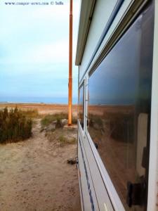 Einfach unbezahlbar diese Aussicht! Playa de Torre Derribada - San Pedro del Pinatar – Spain