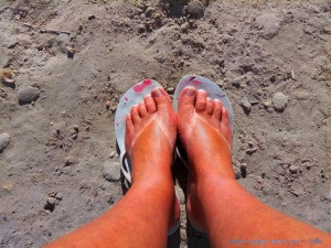 Winter in Spanien! Meist Flip Flop – Wetter!