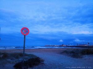 Playa de Torre Derribada - San Pedro del Pinatar – Spain