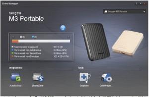 M3 Portable Festplatte mit 1TB