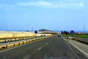 Auf dem Weg nach Águilas - Spain