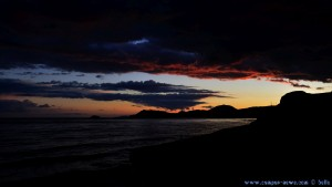 Sunset at Playa de las Palmeras – Spain