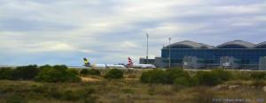Airport von Alicante - Spain