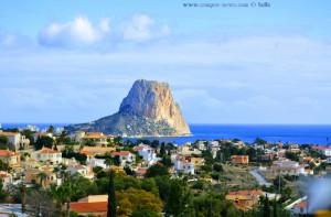 Penyal d'Ifac - Calpe – Spain