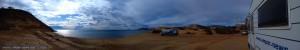 Unsere Aussicht - Playa de las Palmeras – Spain