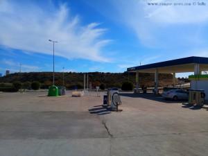 Petrol Station Anibal in Calarreona – Spain