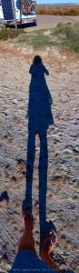 Langer Schattem am Playa de Torre Derribada - Pedro del Pinatar – Spain