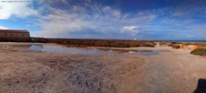 Lagoa de Playa de Torre Derribada - Pedro del Pinatar - Spain