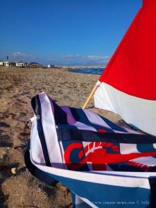 Meine Aussicht am Agua Amarga Playa – Spain