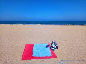 Mein Strandplatz am Platja L'Almadrava - Dénia – Spain