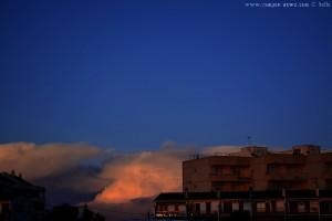 Sunset at Cunit Playa – Spain