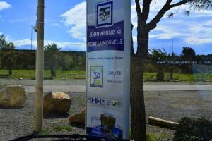 Area Sosta Camper - Chemin des Vignes, 11210 Port-la-Nouvelle, Frankreich