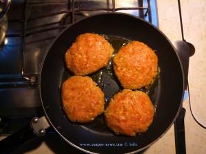 Frikadellen, Fleischklöße, Buletten, Round Balls - oder wie auch immer ihr die nennen wollt! Dinner für heute in Torrenostra – Spain