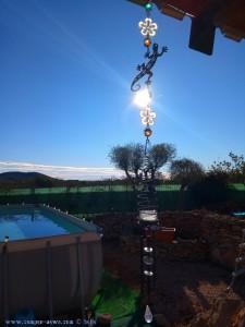 Guten Morgen aus Cálig bei Silvia – Spain