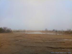 Nebel am Platja dels Eucaliptus – Spain