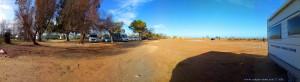 Noch sonnig am Platja dels Eucaliptus – Spain