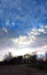 Einen Sonnenuntergang gibt es hier nicht - Platja dels Eucaliptus – SpainEinen Sonnenuntergang gibt es hier nicht - Platja dels Eucaliptus – Spain
