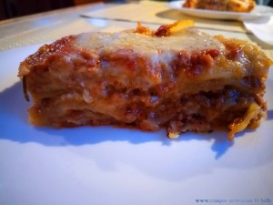 Selfmade-Lasagne by Baffo & belle
