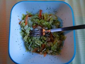 Salat für mich