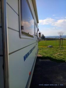 Parking in Arie Camping Cars Municipale - Peyriac-de-Mer – Frankreich