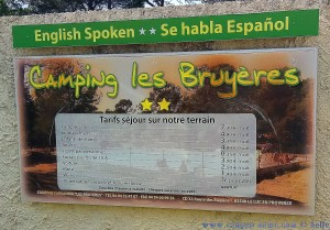 Camping Municipal - Les Bruyères – France