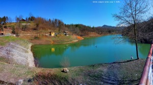 Nicol at Lago di Pianfei – Italy