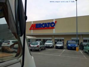 Einkaufen im Mercato – Villanova