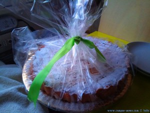 Selbstgebackene Spezialität aus Neapel von Iwana - Genua – Italy