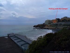 Freecamper in Genova – Italy