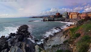 Genova – Italy – mit der Panorama-Automatik vom NEFFOS X1 MAX