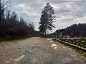 Regenpause am Lago di Pianfei – Italy