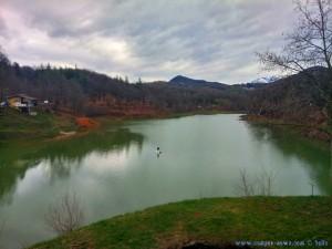 Es bleibt grau am Lago di Pianfei – Italy