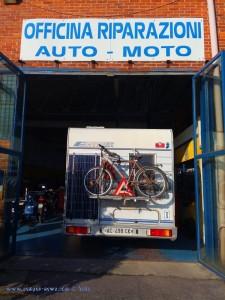 Officina Riparazioni Auto - Moto C R B - Belbruno S - Mondoví – Italy