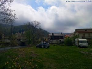 Parking at Lago di Osiglia – Italy