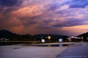 Gewitter von gestern - Platariá – Greece