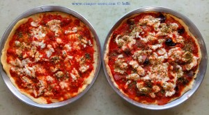 Heute für Dinner - Pizza à la Baffo - Petacciato Marina - Termoli – Italy