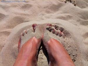 Herrlich dieser Sandstrand - Petacciato Marina - Termoli – Italy