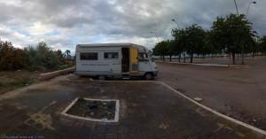 Parking at Litoranea di Ponente, 31, 76121 Barletta – Italy
