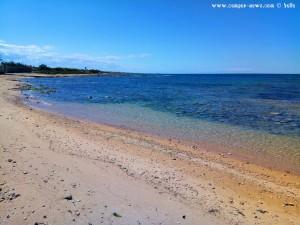 Kurz vor Mola di Bari (von Norden kommend) könnte man auch stehen – Italy