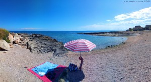 My View today - Mola di Bari – Italy