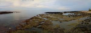 Um kurz nach 9 – Panorama-Bild aus vier Einzelbildern mit Image Composite Editor - Mola di Bari – Italy