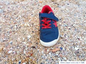 Wie kann man nur EINEN Schuh vergessen - Mola di Bari – Italy