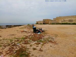 Fast typisches Bild im Süden Italiens - Mola di Bari – Italy