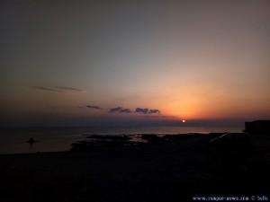 Die Sonne erwacht – 05:39 - Mola di Bari – Italy