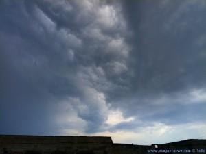 Gewitterstimmung in Mola di Bari – Italy