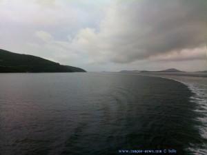 On the Way to Igoumenitsa – Greece